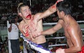 ミャンマーの国技 世界一危険な格闘技『ラウェイ』