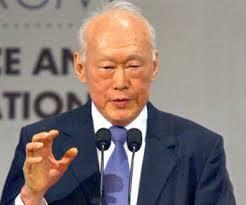 シンガポール初代宰相 リー・クアンユーの日本批評
