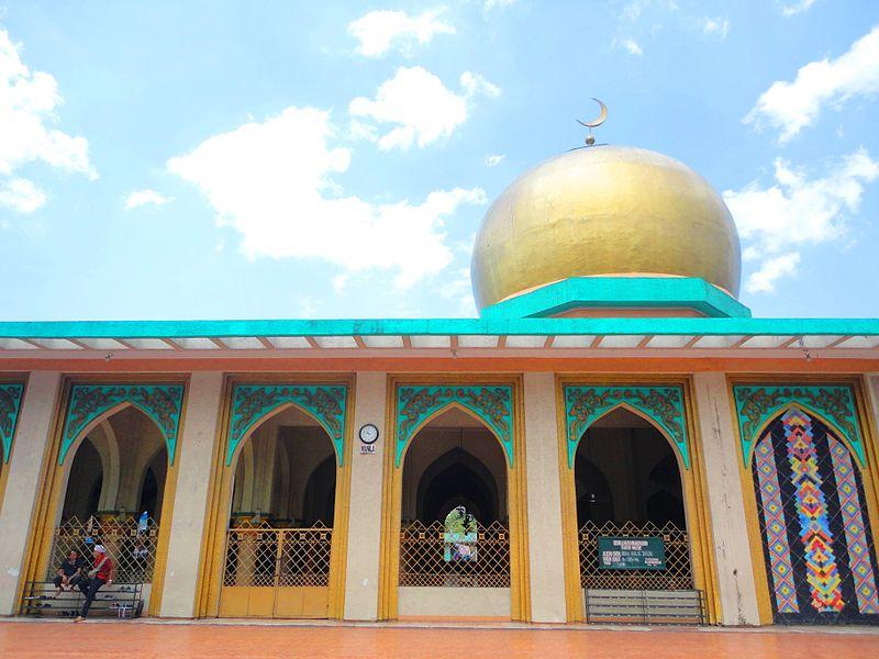 フィリピンで暮らすイスラム教徒