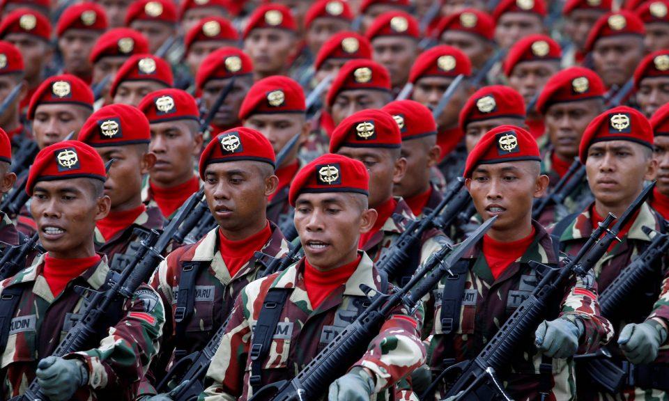 【ASEAN】東南アジア最強  インドネシア国軍の強さ